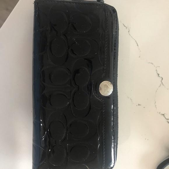 Excellent condition coach wallet